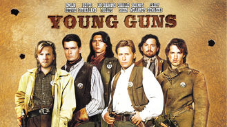 Young Guns 1988 On Netflix In Canada
