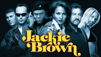 Is Jackie Brown on Netflix?