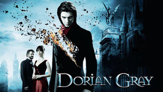 Netflix box art for Dorian Gray