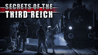 Netflix box art for Secrets of the Third Reich II - Season 1