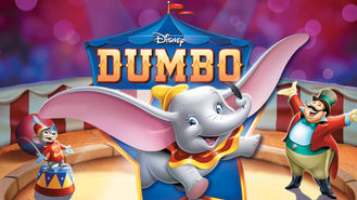 Netflix box art for Dumbo