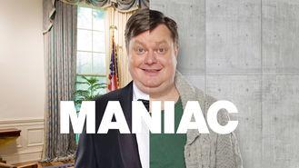 Netflix box art for Maniac - Season 1