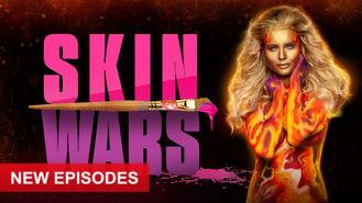 Netflix box art for Skin Wars - Season 2