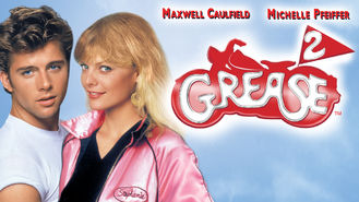 Netflix box art for Grease 2