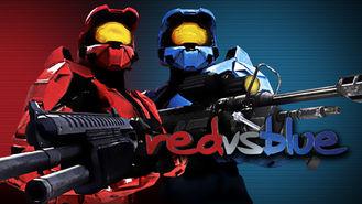 Netflix box art for Red vs. Blue - Volume 2