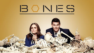 Netflix box art for Bones - Season 11