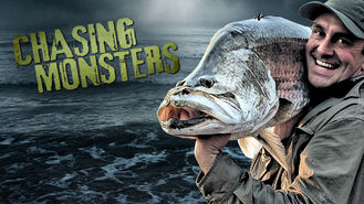Netflix box art for Chasing Monsters - Season 1