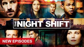 Netflix box art for The Night Shift - Season 4