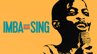 Netflix box art for Imba Means Sing