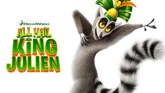 Netflix box art for All Hail King Julien - Season 1