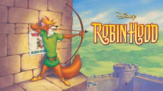 Netflix box art for Robin Hood