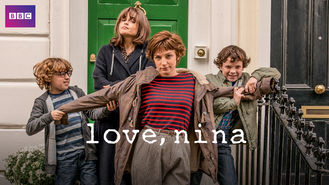 Netflix box art for Love, Nina - Season 1