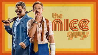 Is The Nice Guys on Netflix Spain?