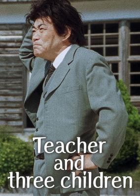Teacher and Three Childre