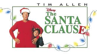 Netflix box art for The Santa Clause