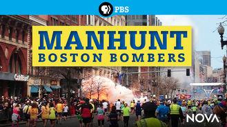 Netflix box art for NOVA: Manhunt - Boston Bombers