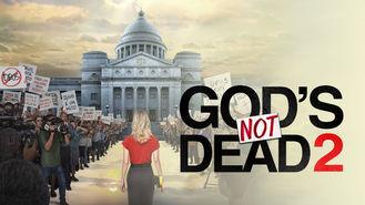 Netflix box art for God's Not Dead 2