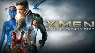 Netflix Box Art for X-Men: Days of Future Past