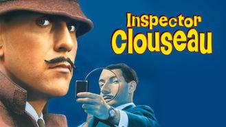 Netflix box art for Inspector Clouseau