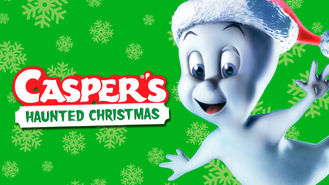 Netflix box art for Casper's Haunted Christmas