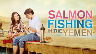 Netflix box art for Salmon Fishing in the Yemen