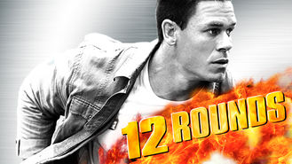 Netflix box art for 12 Rounds