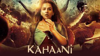 Netflix box art for Kahaani