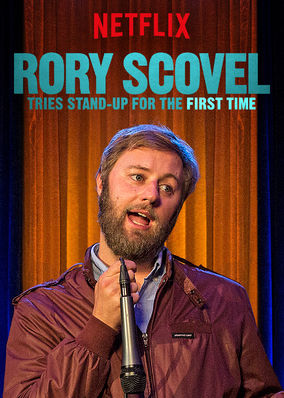 Rory Scovel Tries Stand-Up for the...