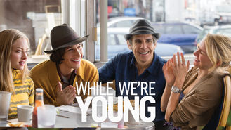 Netflix box art for While We're Young