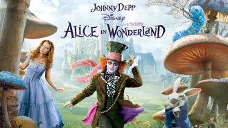 Netflix box art for Alice in Wonderland