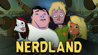 Netflix box art for Nerdland