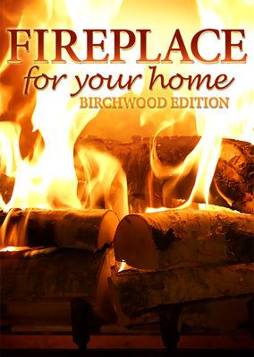 Netflix - instantwatcher - Fireplace 4K: Crackling Birchwood from ...
