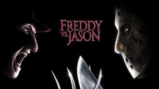 Netflix box art for Freddy vs. Jason